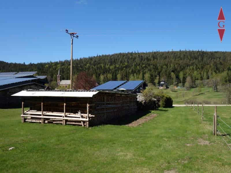 1-474  Kaminholz-Lager