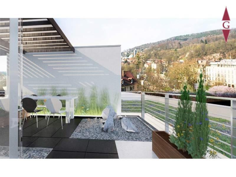Dachterrasse Beispiel
