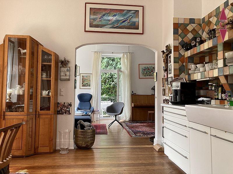 1-516 Küche zum Wohnzimmer