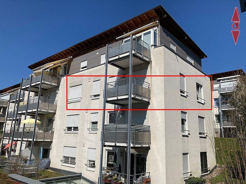 1-531 Wohnung markiert