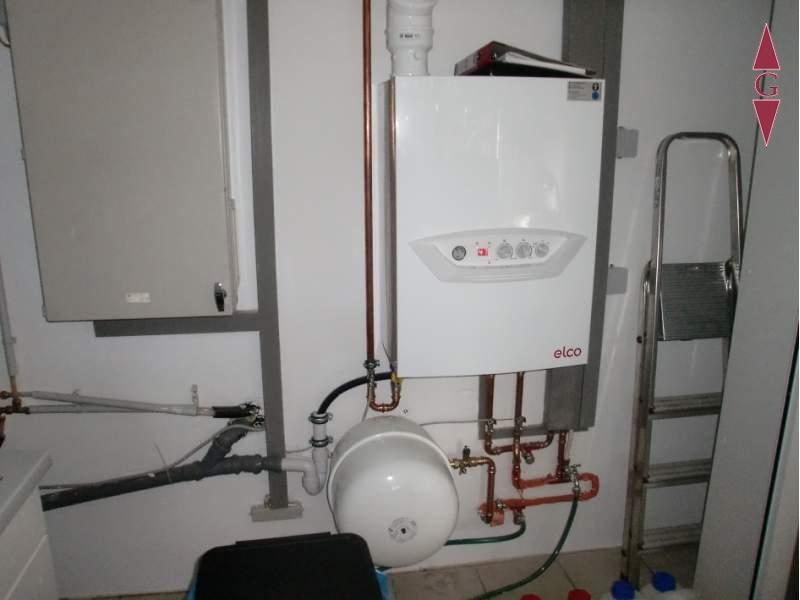 2-653 Gas-Brennwertheizung